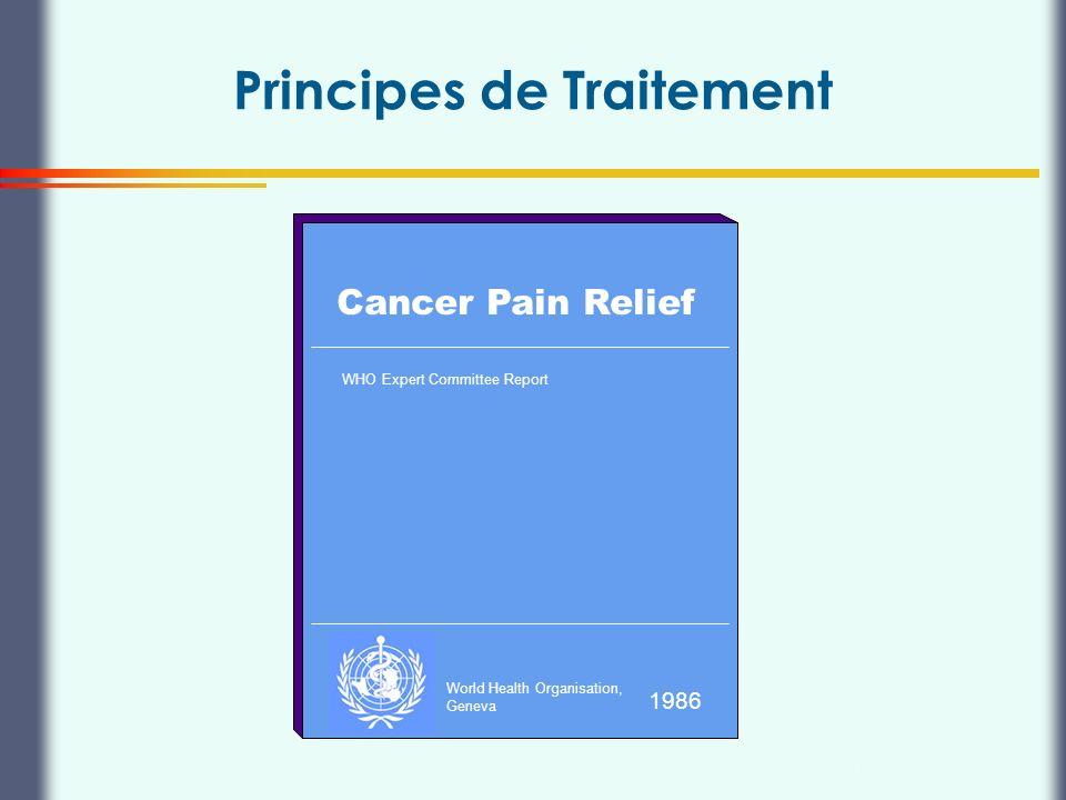 Thierry Buclin, Pharmacologie et Toxicologie cliniques, CHUV Lausanne Principes de Traitement World Health Organisation, Geneva 1986 WHO Expert Commit
