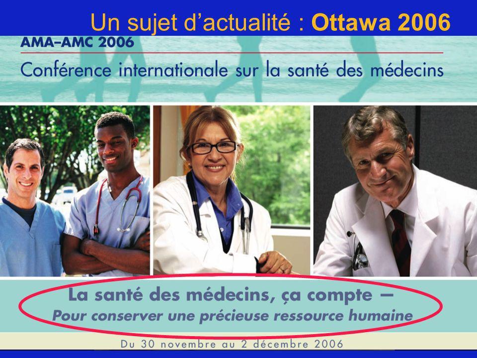 10 Un sujet dactualité : Ottawa 2006