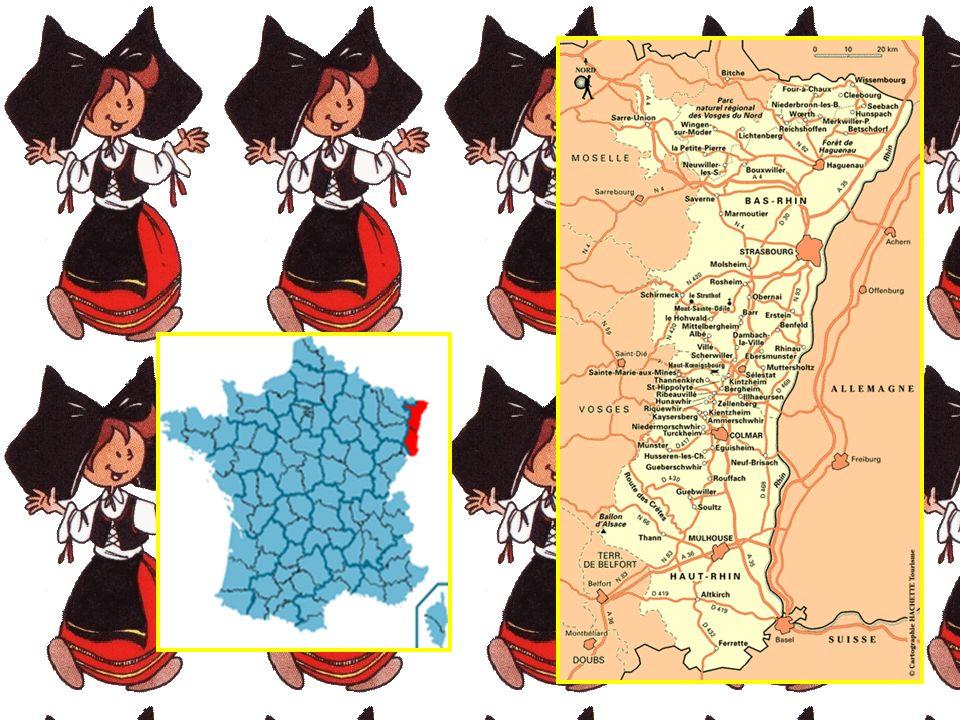 Le Foie gras d Alsace : Inventé à Strasbourg par le chef de camp du maréchal de Contades en 1780.