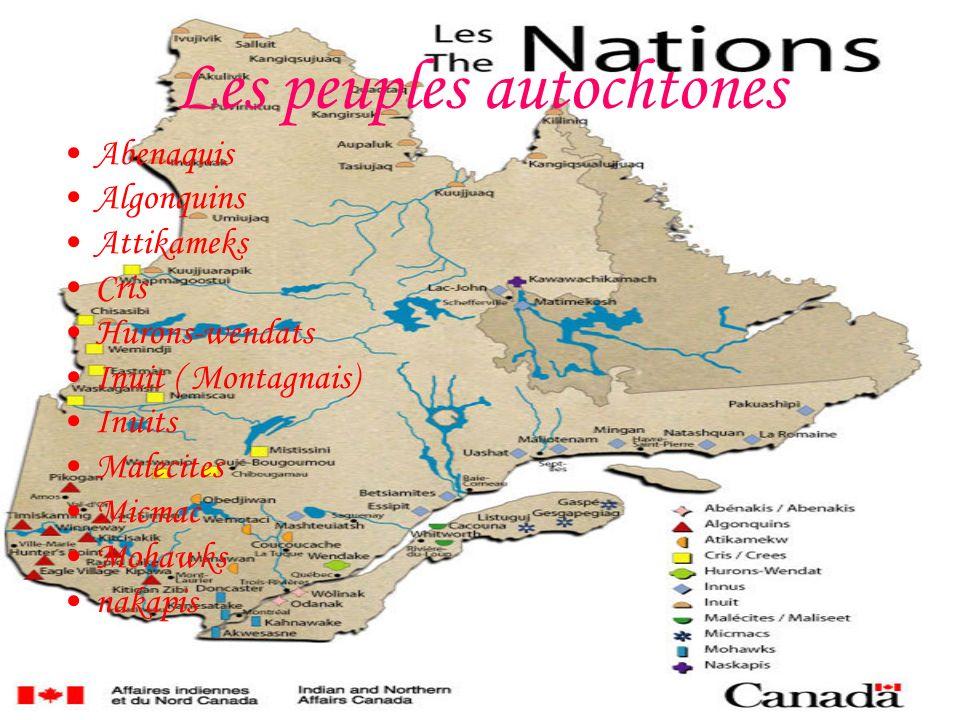 Les nordiques de Quebec
