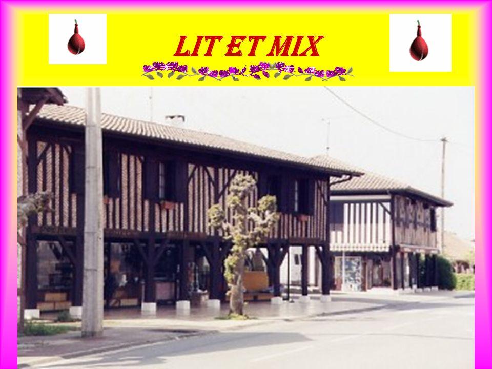 Lit et Mix