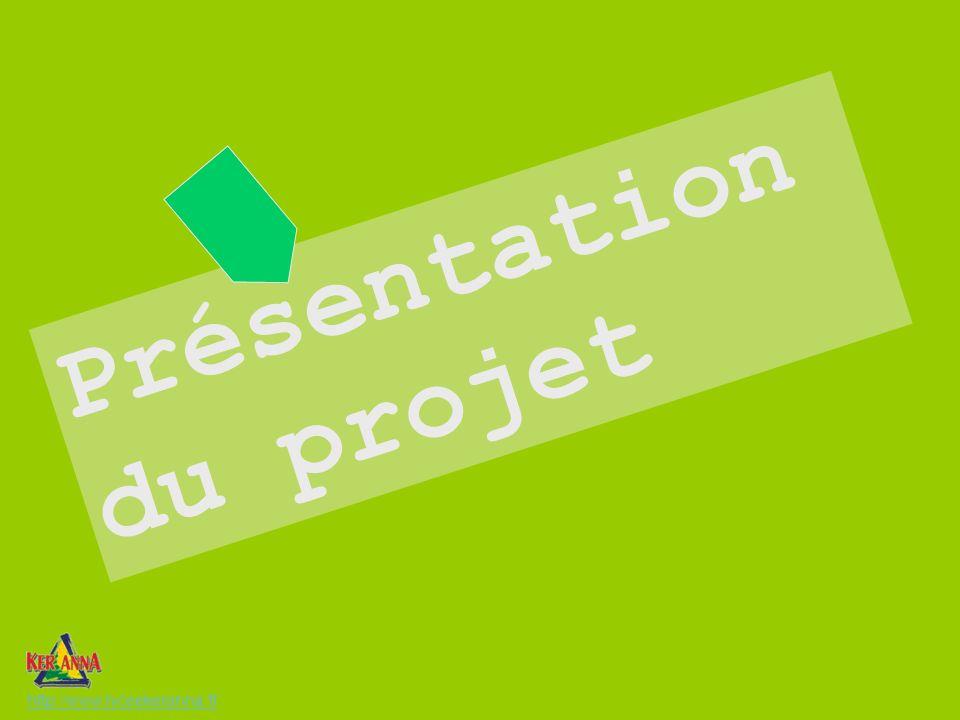 Présentation du projet http://www.lyceekeranna.fr