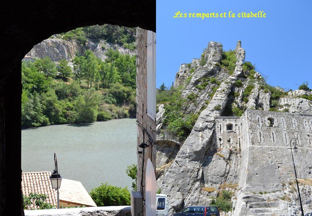 Les remparts et la citadelle