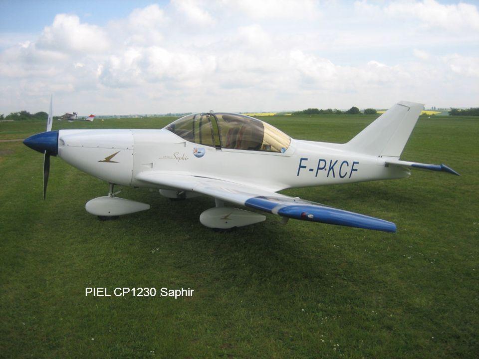 PIEL CP1230 Saphir