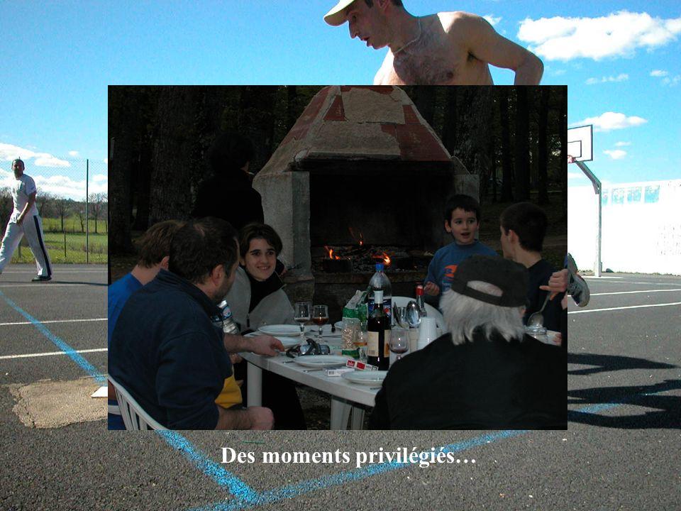 BRIOUDE 2009 cliquez pour passer à la page suivante 9 Des moments privilégiés…