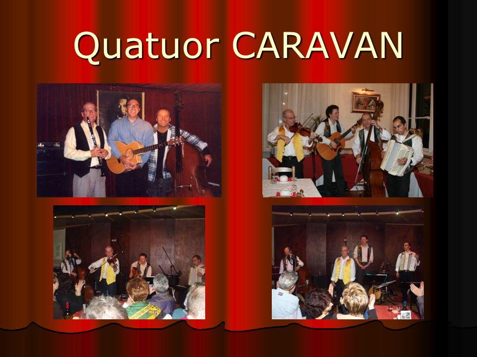Quatuor CARAVAN Quatuor CARAVAN Musiques du Monde