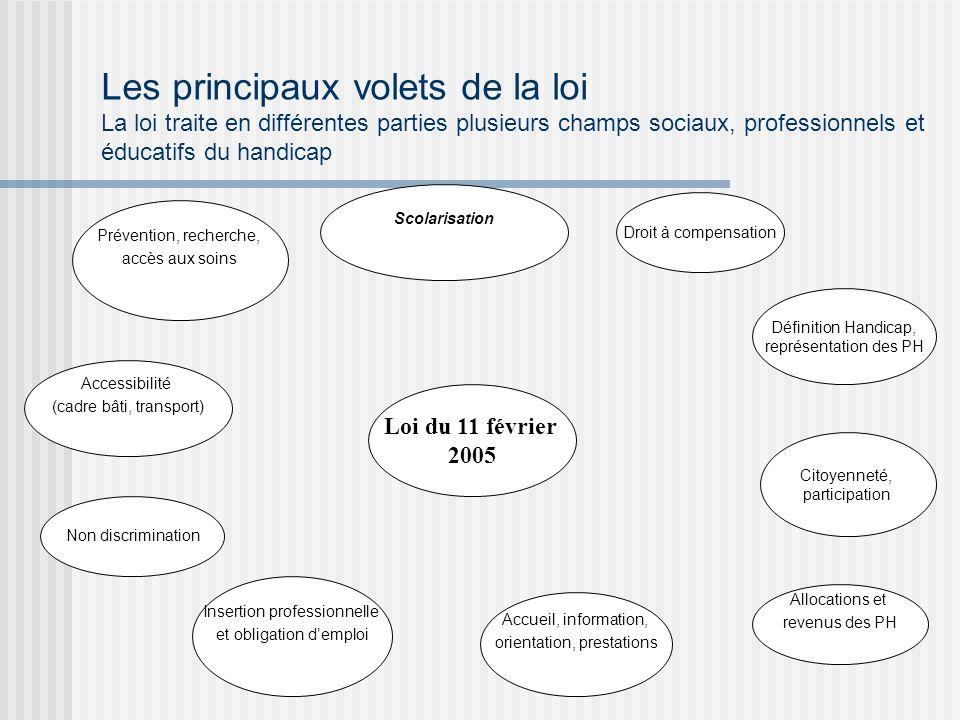 Commission Exécutive Équipe Pluridisciplinaire CDA Commission des Droits et de lAutonomie Président du Conseil Général CONSEIL GENERAL 50 % ASSOC Pers.
