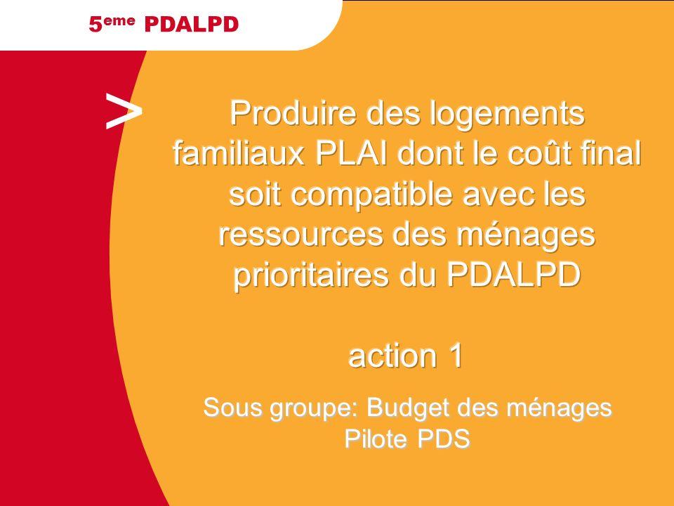 > 5 eme PDALPD