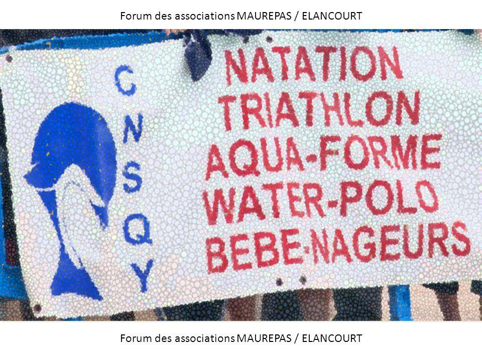 Forum des associations MAUREPAS / ELANCOURT