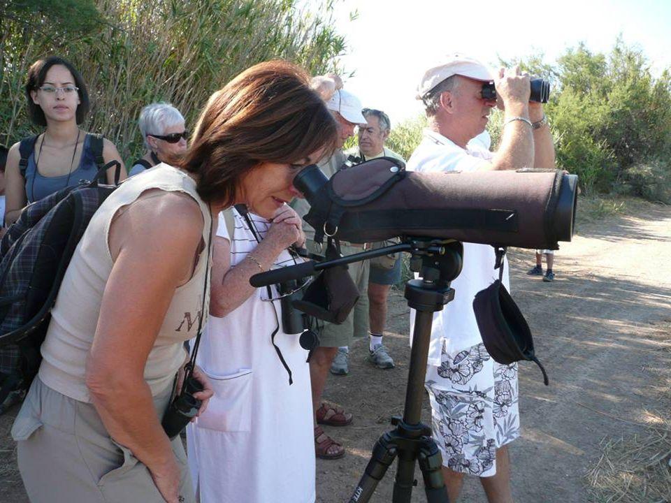 LADENA nous avait délégué un de ses guides pour nous accompagner dans ce parcours découverte