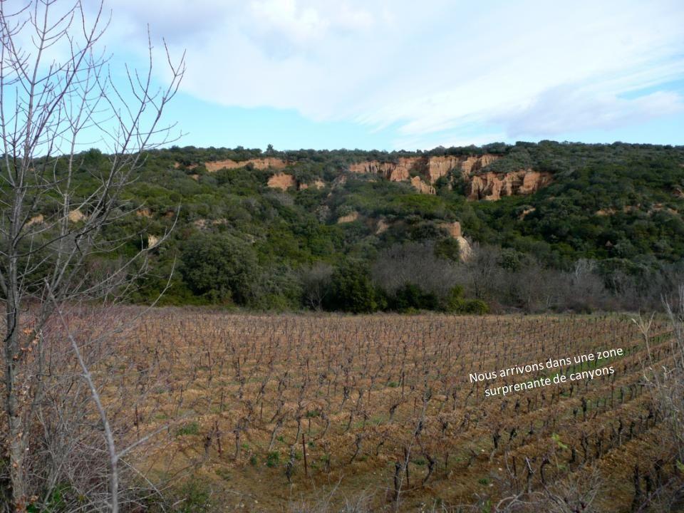 Le village de Cessenon