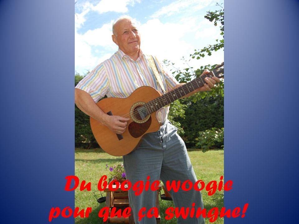 Du boogie woogie pour que ça swingue!