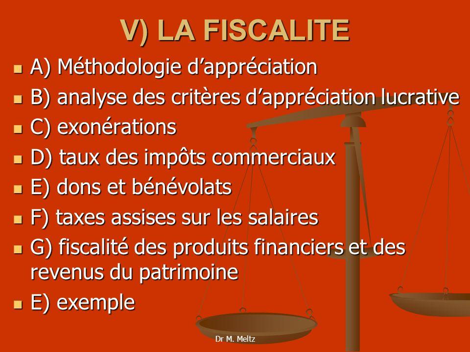 Dr M.Meltz VIII) PARTICULARITES de la FMC et de la FPC A) Où trouver un financement .