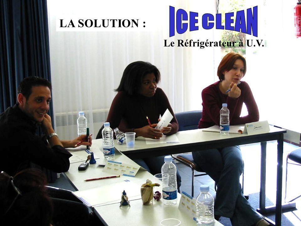 LA SOLUTION : Le Réfrigérateur à U.V.