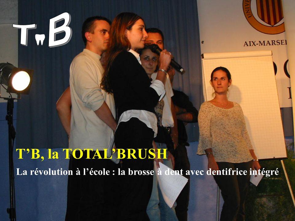 La révolution à lécole : la brosse à dent avec dentifrice intégré