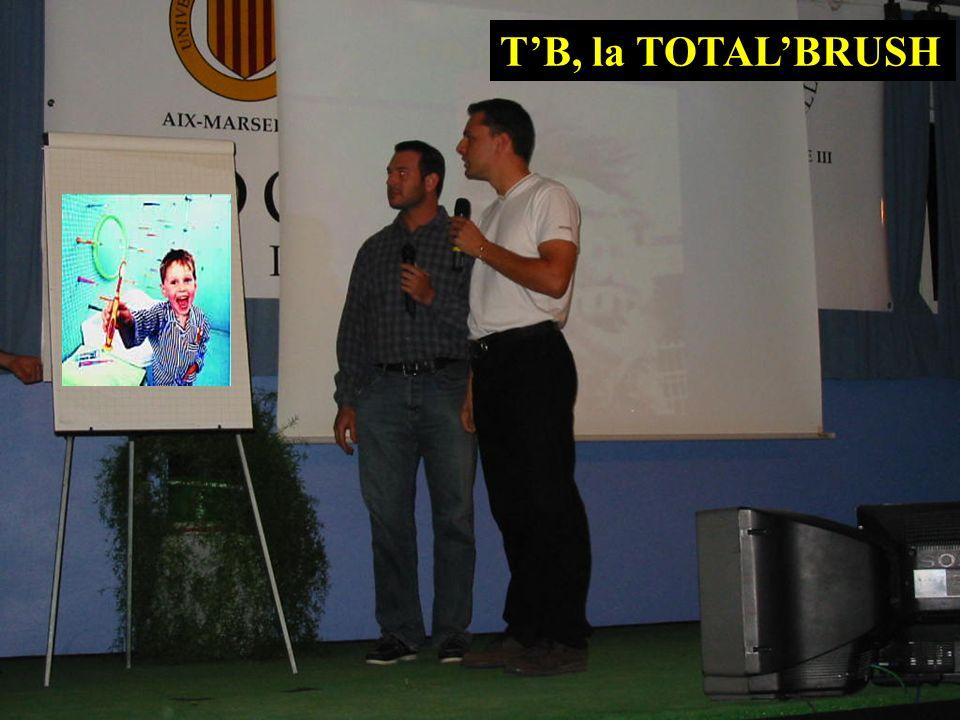 TB, la TOTALBRUSH