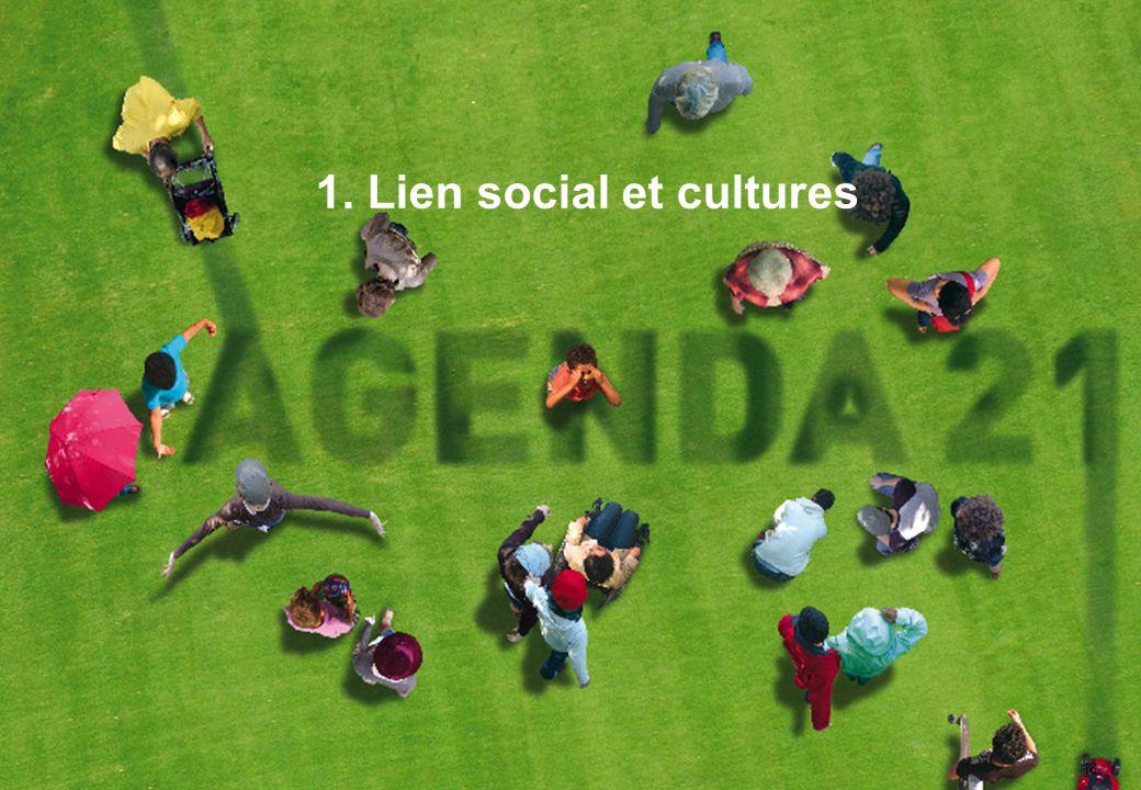 18 1. Lien social et cultures