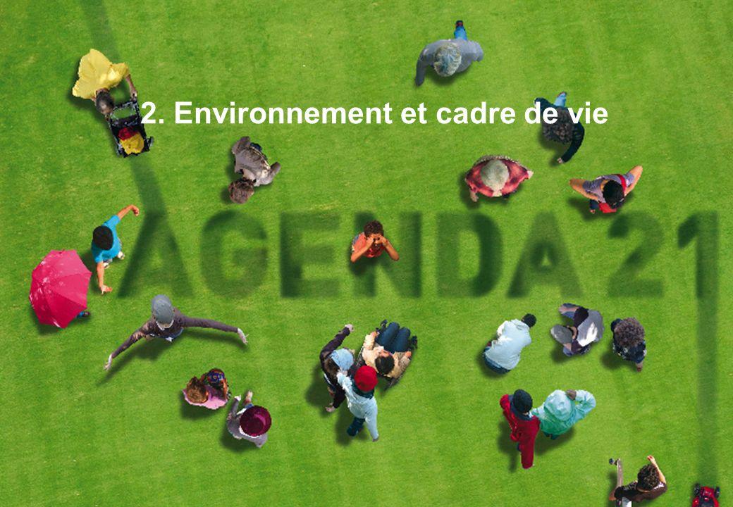 27 2. Environnement et cadre de vie