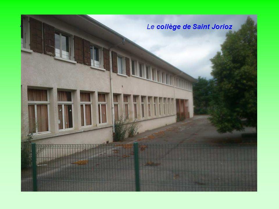 1966 1967 1968 1969 Le collège de Saint Jorioz