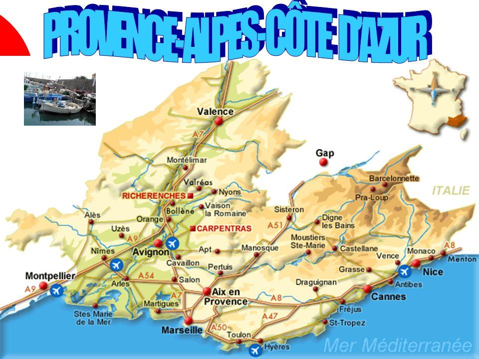 Antibes - Juan les Pins Population : 73.383 h.