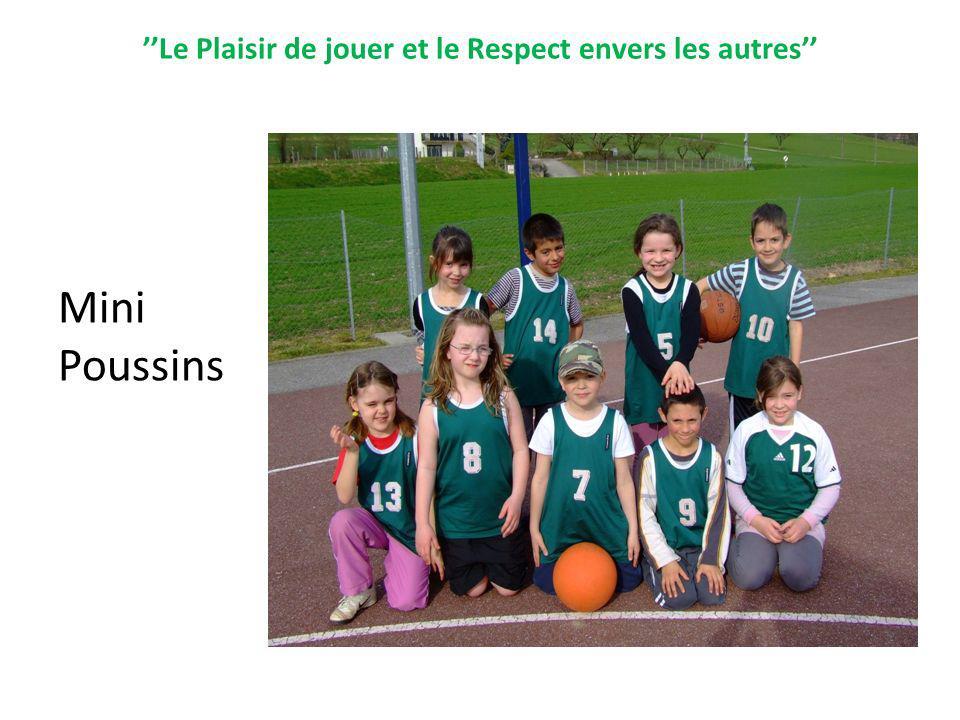 Le Plaisir de jouer et le Respect envers les autres En résumé, LAmicale Sportive Avressieux ( A.