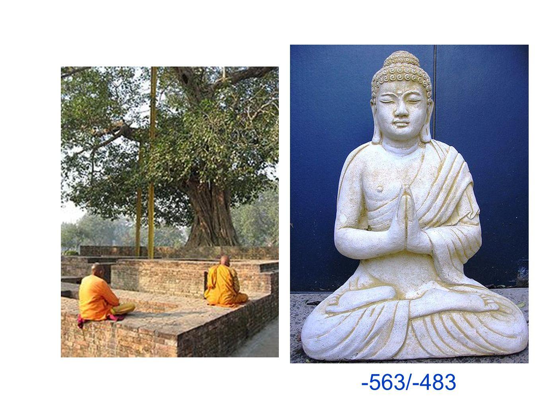 Le sermon du Bouddha au parc des cerfs
