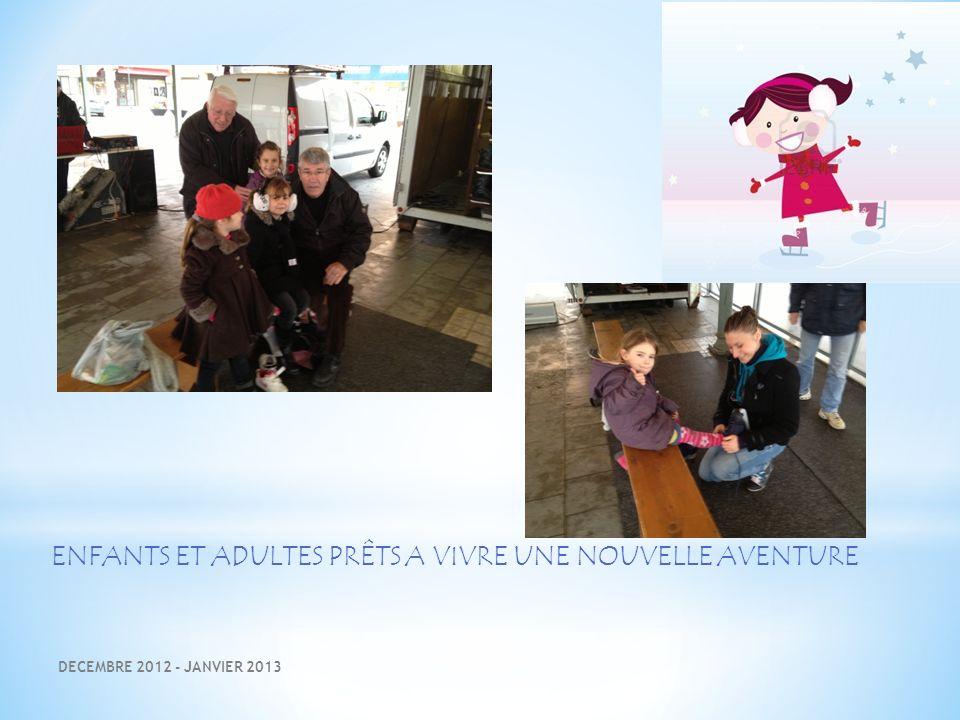DECEMBRE 2012 - JANVIER 2013 ET VOILA CEST FINI POUR AUJOURDHUI VIVEMENT LANNEE PROCHAINE
