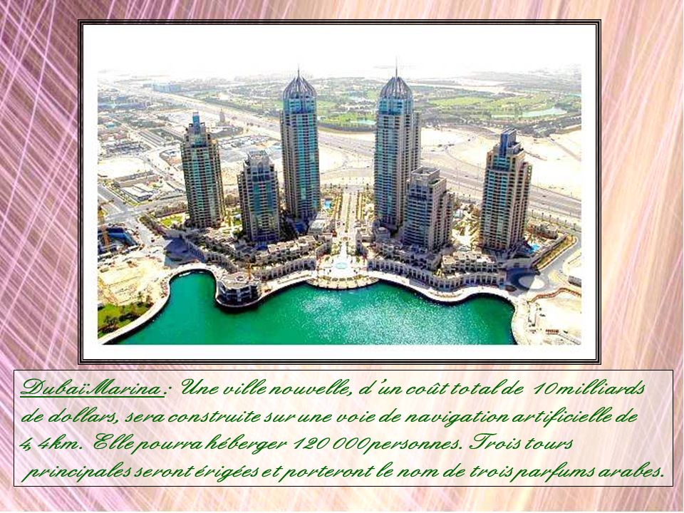 Hydropolis : entièrement assemblé en Allemagne, cet hôtel sous- marin sera immergé au large de Dubaï fin 2006. Il comptera 220 suites dont les fonds p