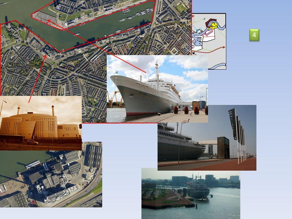 11 14 Nord Mer du Nord 2 km Nieuwe Waterweg 11 12 13 11