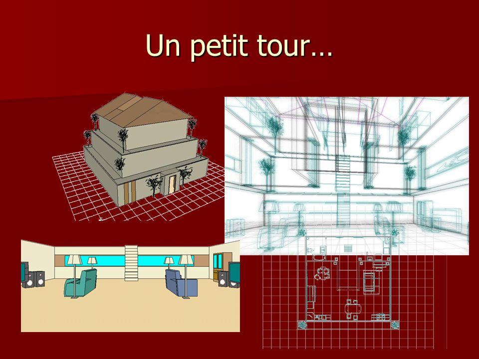 Notre maison 3D Par: Alexandre Augustin A A