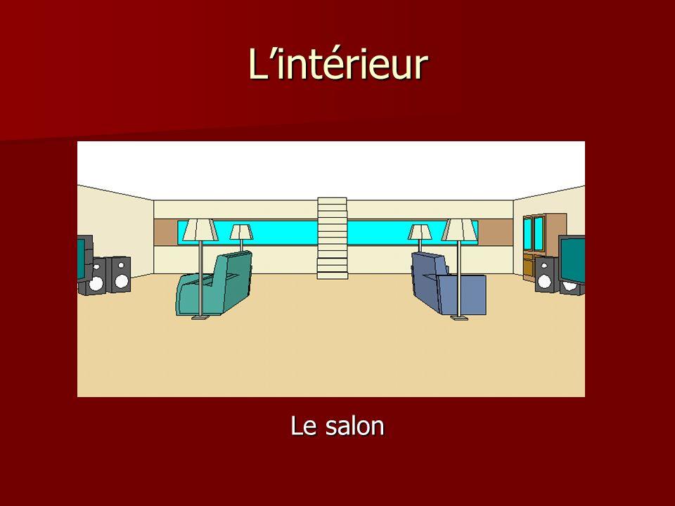 Lintérieur Le salon