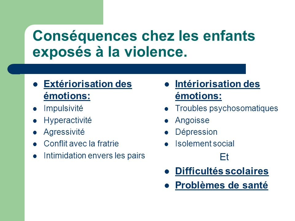 Intervention adaptée aux enfants en maison dhébergement.