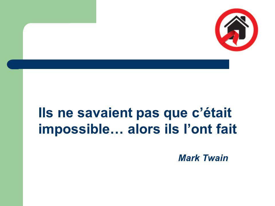 Ils ne savaient pas que cétait impossible… alors ils lont fait Mark Twain