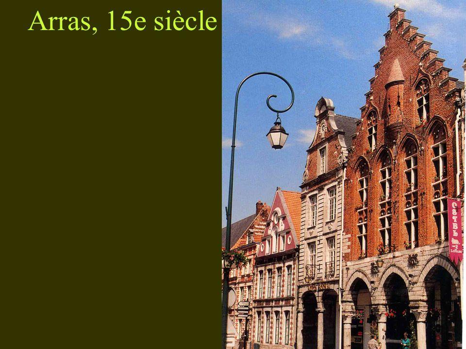Arras, 15e siècle