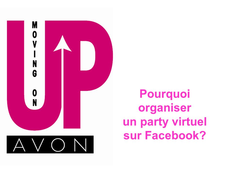 Pourquoi organiser un party virtuel sur Facebook?