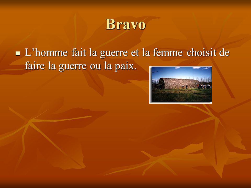Bravo Lhomme fait la guerre et la femme choisit de faire la guerre ou la paix. Lhomme fait la guerre et la femme choisit de faire la guerre ou la paix