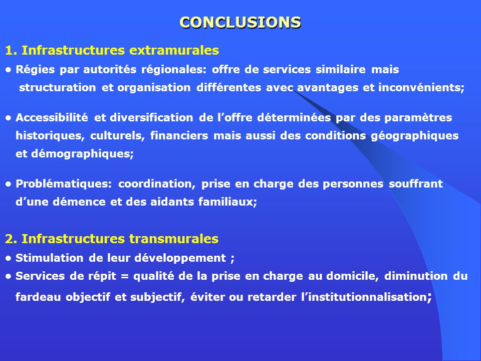 CONCLUSIONS 3.
