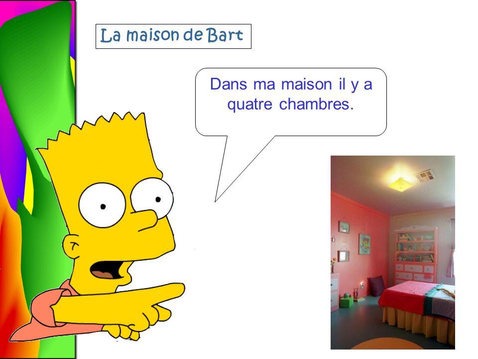 La Maison de Bart Simpson