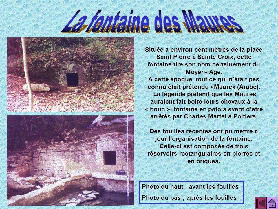 Léglise Saint-Pierre est située sur la place Saint Pierre,côté Sud Est. Elle fut construite près dun ancien Hôpital et dun Temple Protestant. Devenue