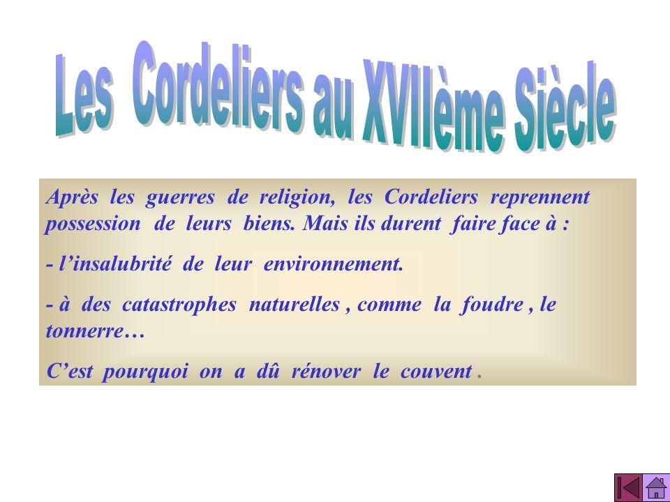 Les habitants sont confrontés à des guerres de religion. Le Béarn est alors dirigé par JEANNE d ALBRET, mère d HENRI IV, protestante. Cest pourquoi le