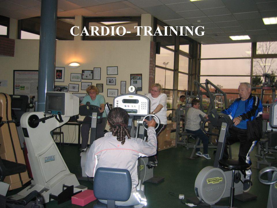 CARDIO- TRAINING