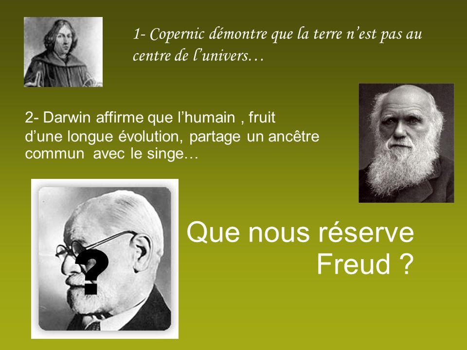 Sigmund Freud 1856-1939 Éléments biographiques: 1856Naît en Moravie.