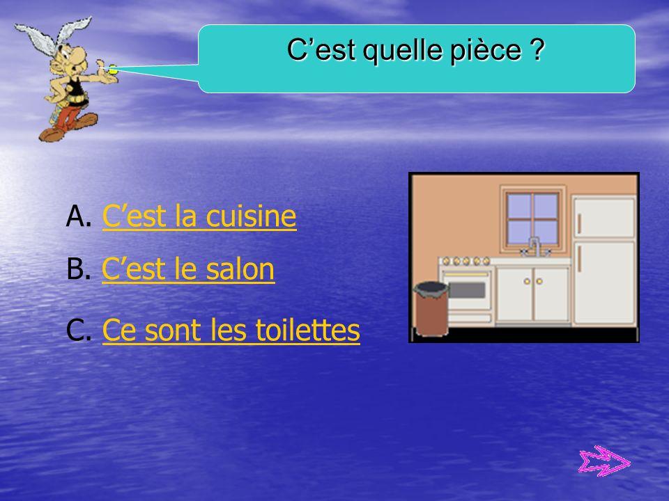 Les pièces de la maison Le grenier La chambre La cuisine La salle de bain La chambre Le salon Le jardin La salle à manger