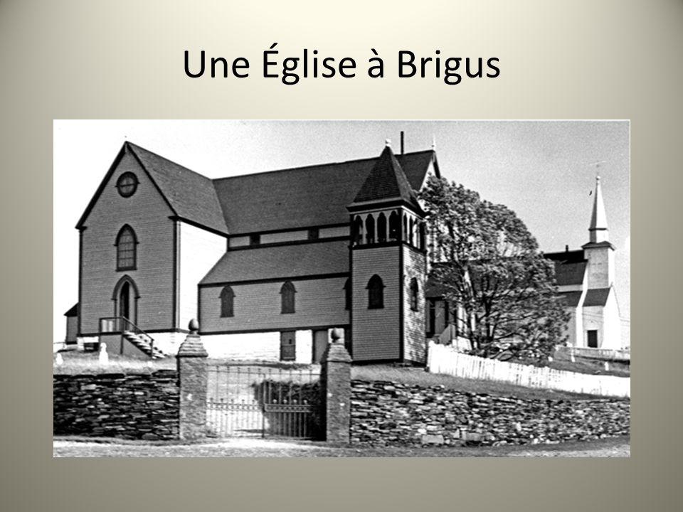 Une Église à Brigus