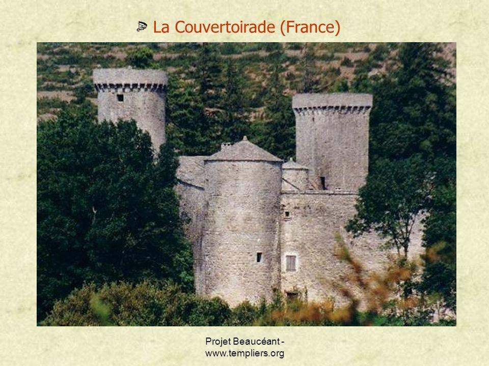 Projet Beaucéant - www.templiers.org La Couvertoirade (France)