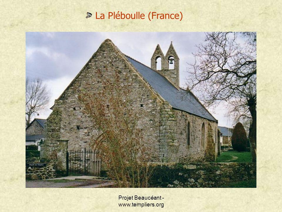 Projet Beaucéant - www.templiers.org La Pléboulle (France)
