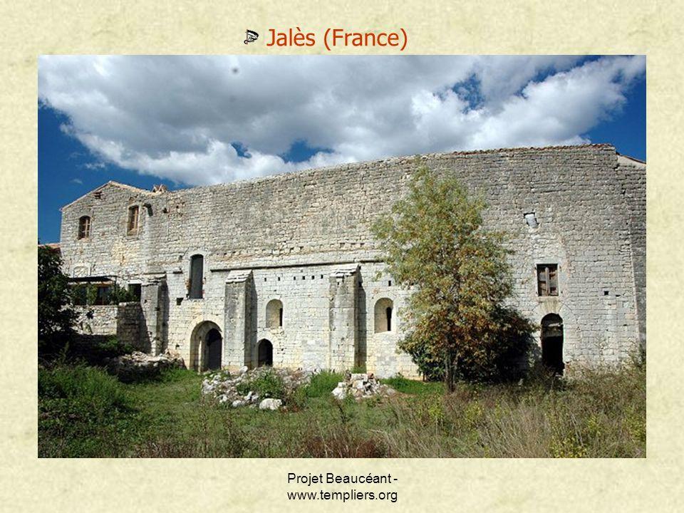 Projet Beaucéant - www.templiers.org Jalès (France)