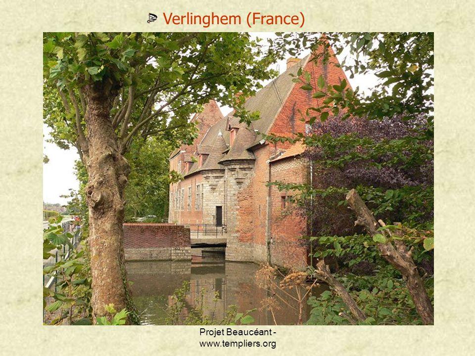 Projet Beaucéant - www.templiers.org Verlinghem (France)