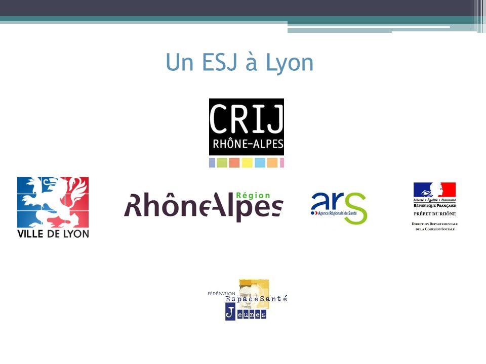 Un ESJ à Lyon