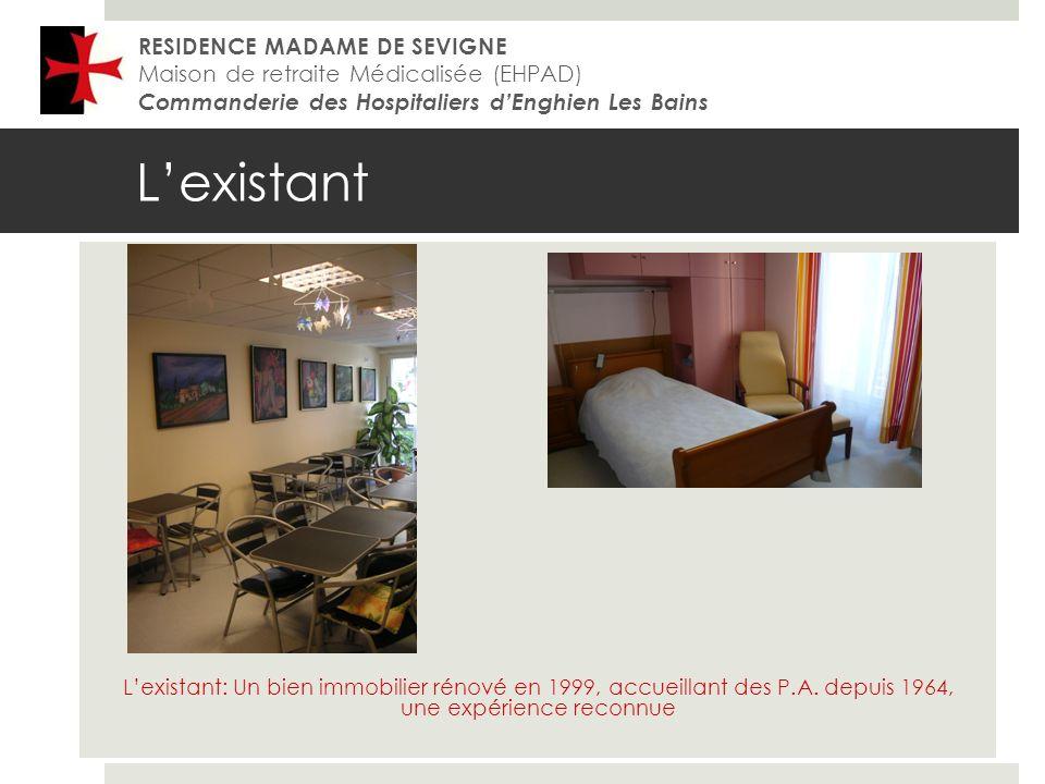Lexistant Lexistant: Un bien immobilier rénové en 1999, accueillant des P.A.